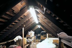 Attic Lighting