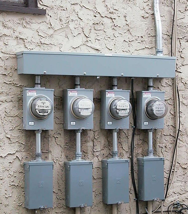 Residential Electrical Services Rhodes Amp Sons